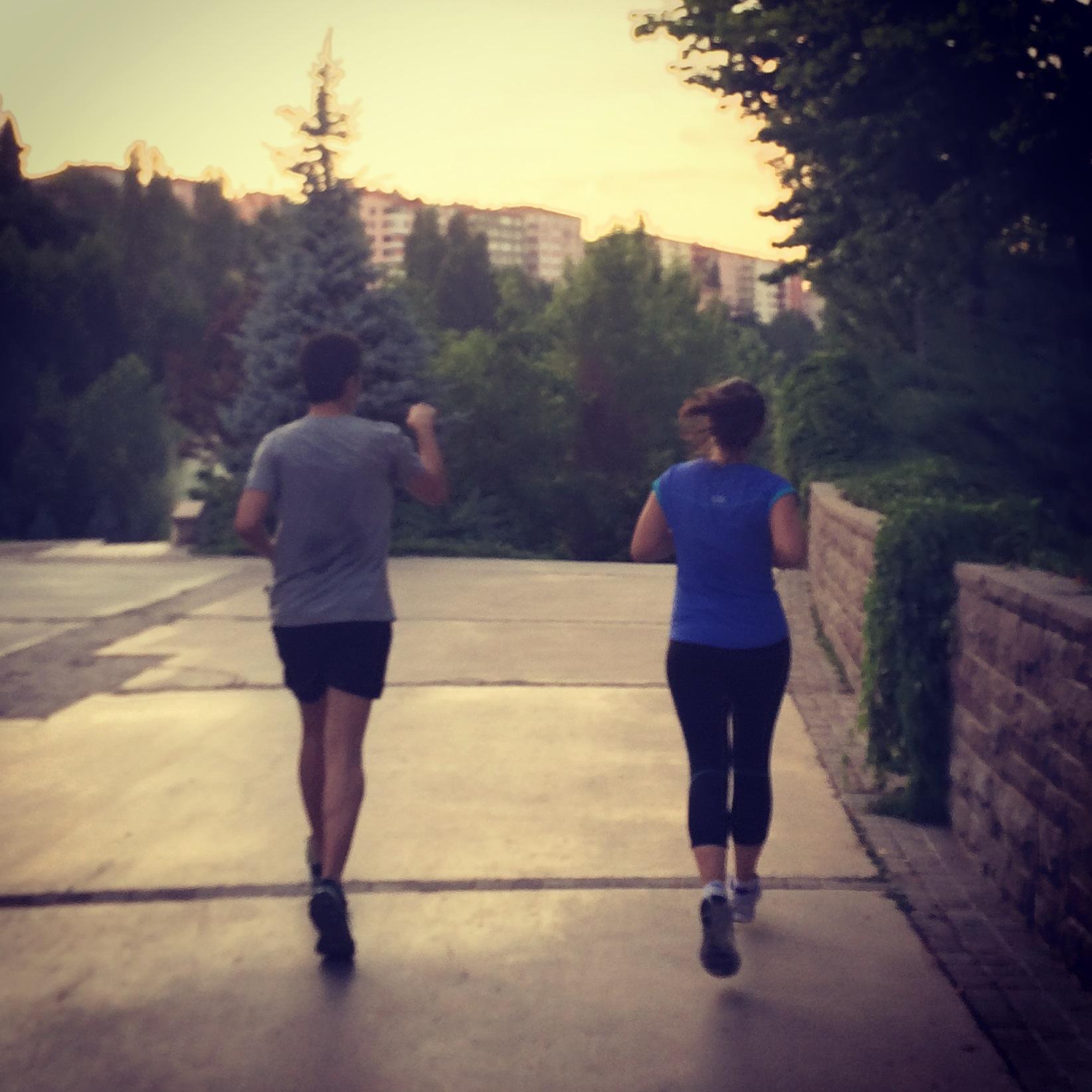 Koşarken düzgün nefes almanın yolu